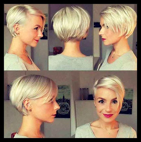Short Pixie Hair Womens