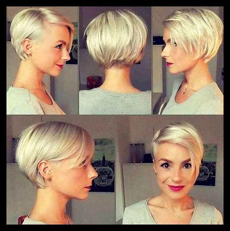 Short Pixie Hair Womens