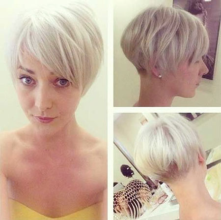 Pixie Short Bob Hair