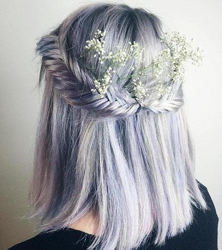 Hair Half Hairtyles Wedding