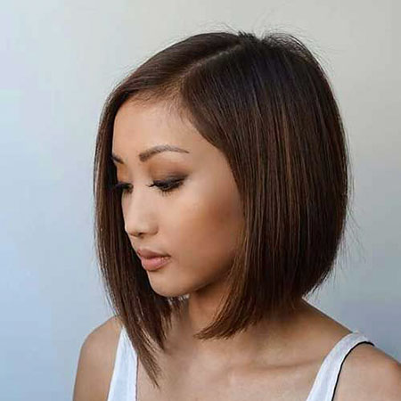 Bob Cut for Round Face, Bob Hair Short Round