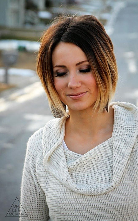 Chin Length Hair, Hair Bob Short Length