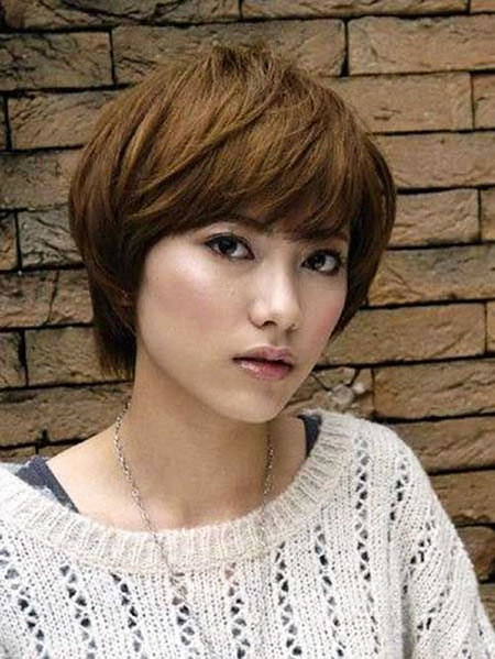 Japanese Girls with Short Hair, Short Hair Women Style