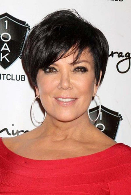 Celebrity Hair, Women Short Over Haircuts