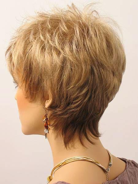 Cute Hair, Short Women Over Hair