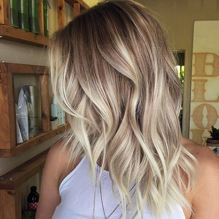 Cute Hair, Blonde Balayage Hair Color