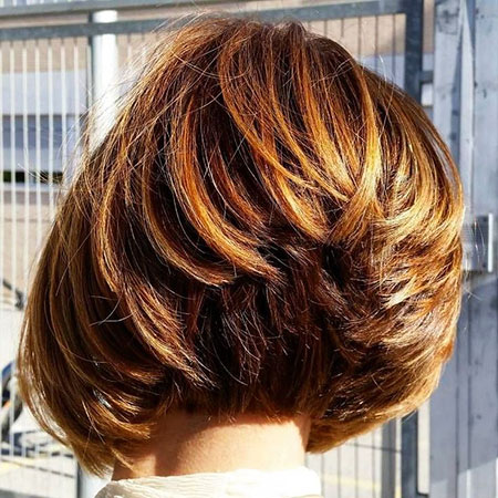 18 Short Hairstyles For Women With Thick Hair Short