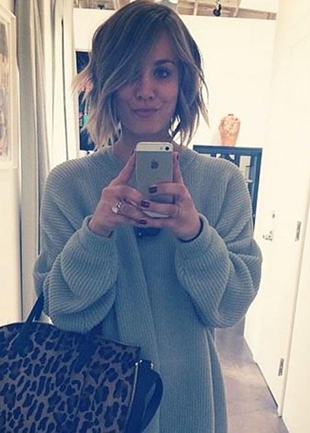 Hair Short Choppy Style