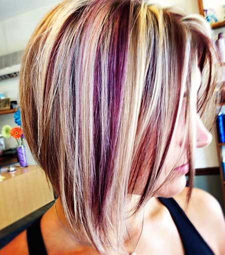Hair Color Blonde Style