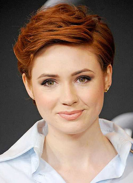 Pixie Short Hair Williams