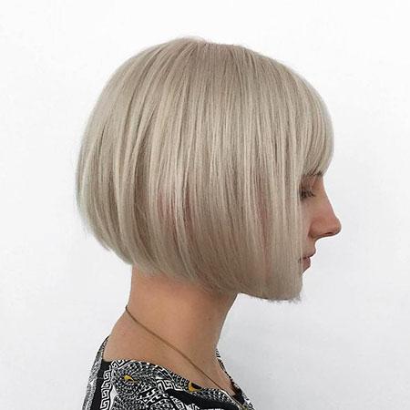 Bob Blonde Length Haircuts