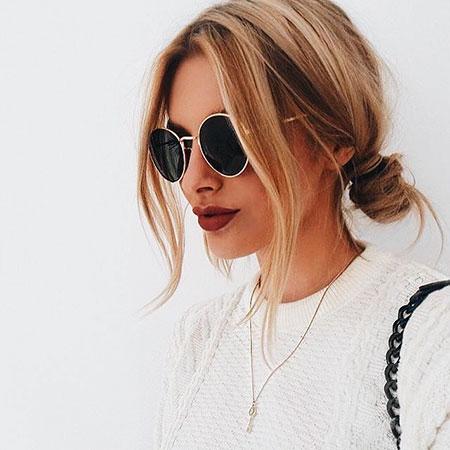 Sunglasses Bun Up Tips