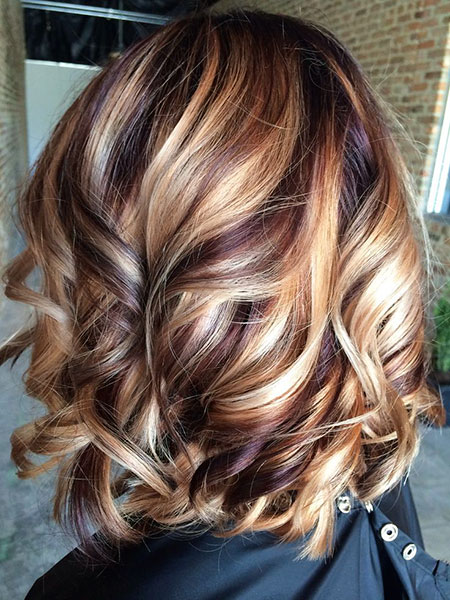 Color Medium Length Hair