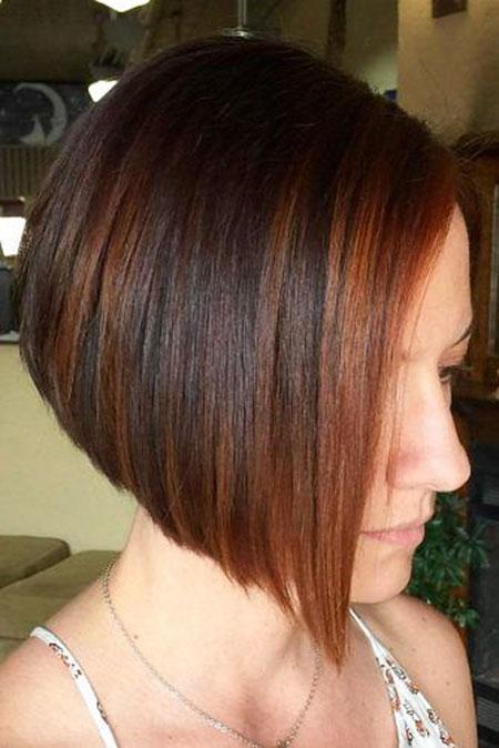 Bob Haircuts Hair Brunette
