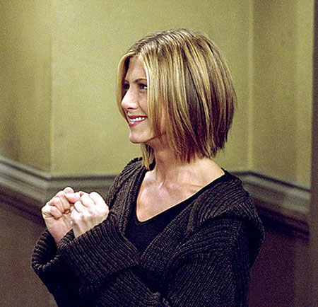 Bob Aniston Jennifer Hair