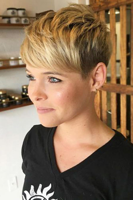 Short Pixie Haircuts Hair