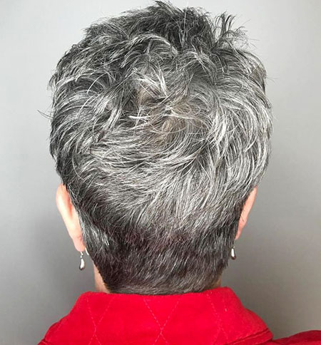 Short Pixie Choppy 50