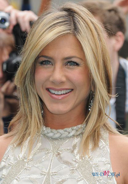 Long Bob Hair Aniston