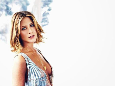 Aniston Jennifer Short Hairtyles