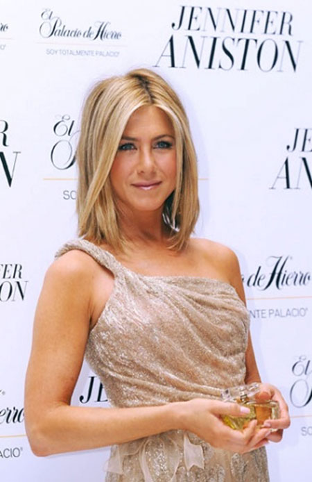 Jennifer Aniston Short Bob