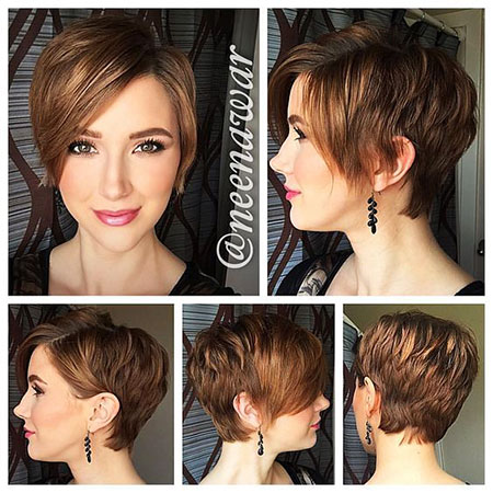 Pixie Short Hair Type