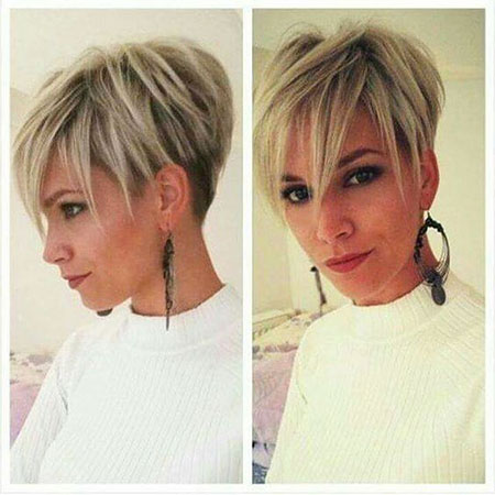 18 Short Haircuts For Women With Fine Hair Short