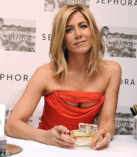 Cute Hair, Aniston Jennifer Very Black