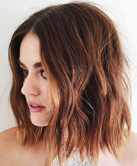 Brown Hair Bob Color