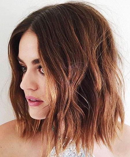 Brown Hair Bob Color