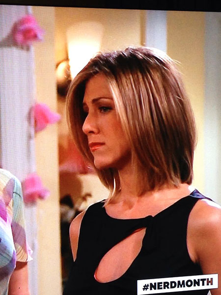 Jennifer Short Aniston Hair