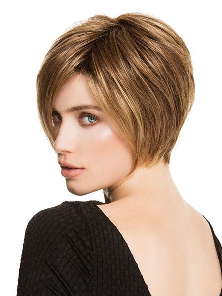 Short Hair Front Haircuts