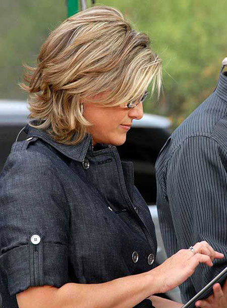 25 Short Hairstyles For Women Over 40 Short Hairstyles