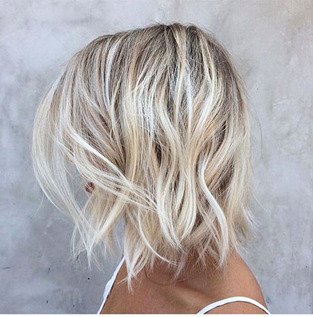 Blonde Balayage Hair Ash