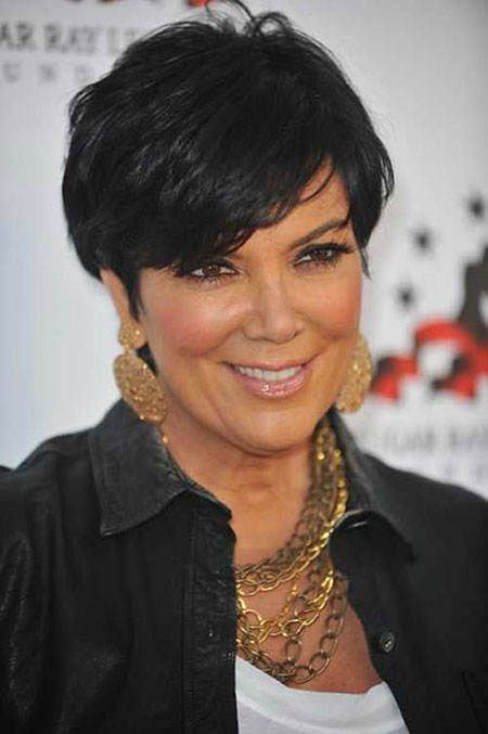 Short Jenner Kris Haircuts