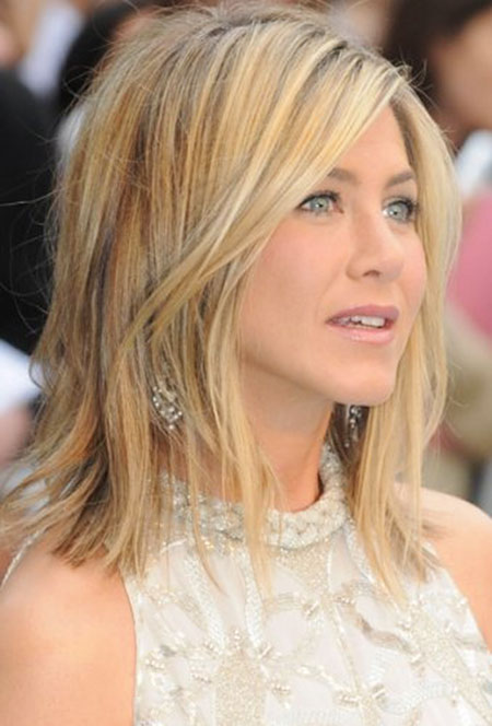 Aniston Jennifer Medium Hair