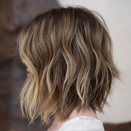 Hair Balayage Brown Blonde