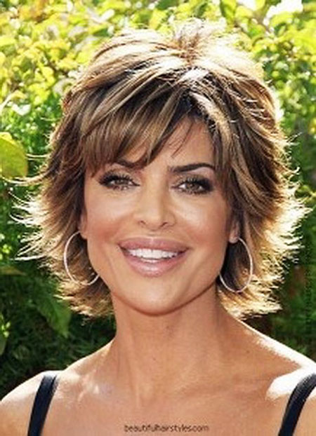 Short Hair Rinna Haircuts