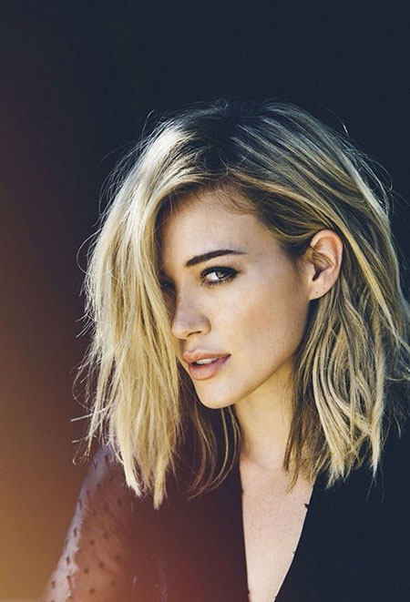 Long Bob Hair, Women Cute Lob Hair