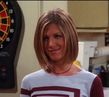Straight Bob, Season Aniston Jennifer Green