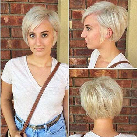 Easy Short Hairtyle, Short Pixie Fine Easy