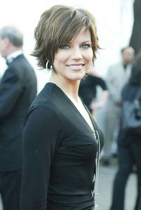 Martina Mcbride Short Hair, Short Haircuts Women Hair