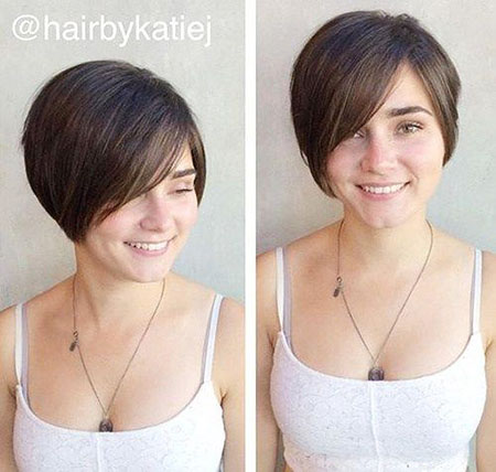 Short Pixie Bob Girls