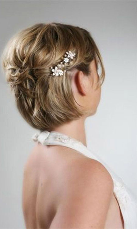Wedding Hair Short Hairtyles