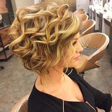 Hair Curly Short Hairtyles