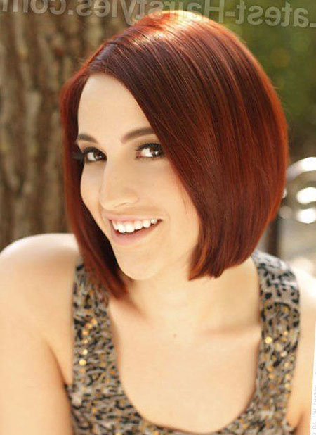 9 Best Short Haircuts for Oval Faces 482