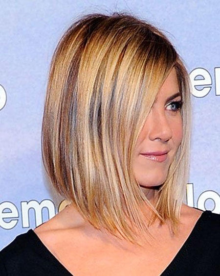 Aniston Jennifer Bob Hair