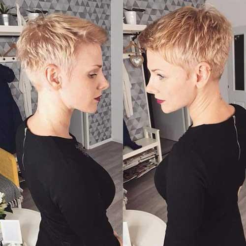 Cute Short Hair Cuts-11