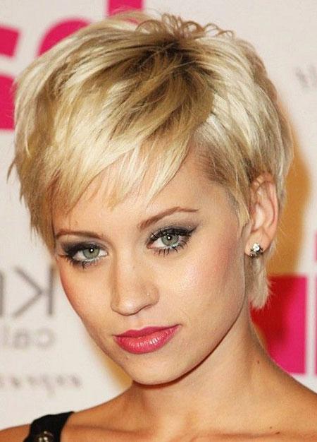 Short Hair Fine Styles