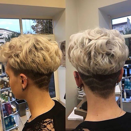 Pixie Short Bronde Layered