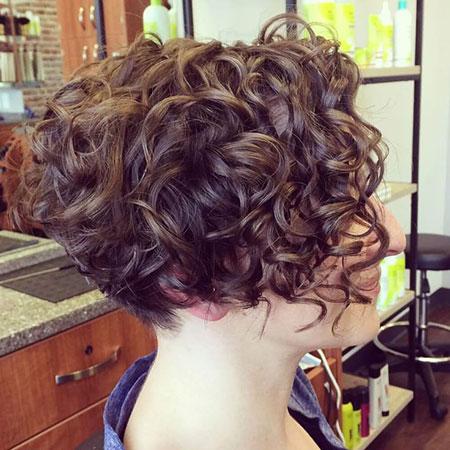 Curly Bob Short Hairtyles